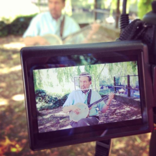 Sneak preview of Mike & the Islander Ash Leaf Banjo